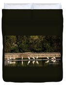 Pelican Clean Up Time Duvet Cover