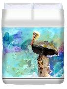 Pelican Colours Duvet Cover