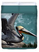 Pelican Lift Off Duvet Cover