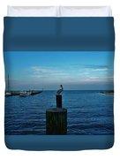 Pelican Pamlico Sound Hatteras 2/11 Duvet Cover