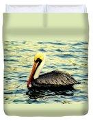 Pelican Waters Duvet Cover