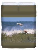 Pelicans 3870 Duvet Cover