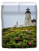 Pemaquid Point Duvet Cover