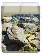 Pembroke Rock Duvet Cover