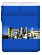 Pena National Palace Duvet Cover