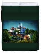 Pena National Palace - Sintra Duvet Cover