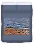 Penarth Pier 7 Duvet Cover