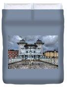 Penarth Pier Pavilion 2 Duvet Cover