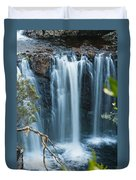Pencil Pine Falls Cradle Mountain Duvet Cover