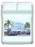 Penguin Hotel Duvet Cover