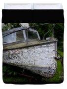 Pennsylvania Boat Duvet Cover