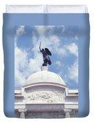 Pennsylvania Monument - Gettysburg Duvet Cover