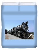 Pennsylvania Railroad H8 Duvet Cover