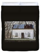 Pennyfield Lockhouse On The C And O Canal In Potomac Maryland Duvet Cover