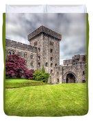 Castle Grounds Duvet Cover