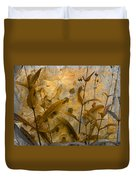 Penstemon Abstract 6 Duvet Cover