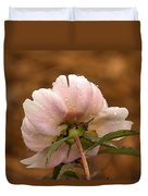 Peony After The Rain Duvet Cover
