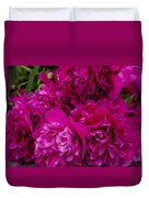 Peony Passion Duvet Cover