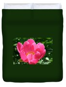 Peony Perfection Duvet Cover