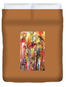 People Do Not Change Things Change People Duvet Cover