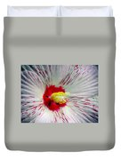Peppermint Flame 04a Duvet Cover