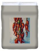 Peppers Duvet Cover