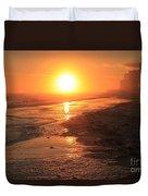 Perdido Key Sunburst Duvet Cover