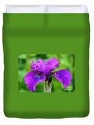 Perfect Purple Specimen Duvet Cover