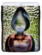 Perfume Bottle 1 Duvet Cover