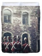 Period Soldiers Duvet Cover by Joana Kruse