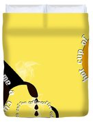 Perk Up With A Cup Of Coffee 13 Duvet Cover