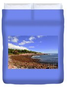 Perkins Cove Duvet Cover
