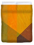 Perspective In Color Collage 5 Duvet Cover