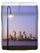 Perth 2am-004259 Duvet Cover