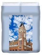 Perth Town Hall Duvet Cover