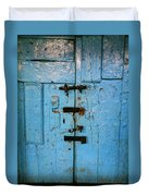 Peruvian Door Decor 8 Duvet Cover