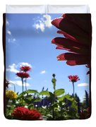 Petal Nation Duvet Cover
