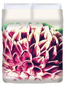 Petaled Duvet Cover