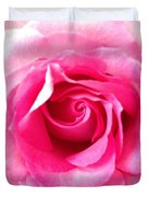 Petals Of Beauty Duvet Cover