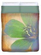 Petals Of Color Duvet Cover