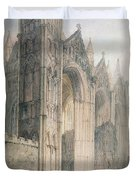 Peterborough Cathedral Duvet Cover