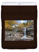 Peterskill Falls Duvet Cover
