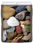 Petoskey Stones Lv Duvet Cover
