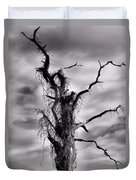 Petrified Tree Duvet Cover