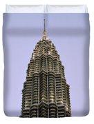 Petronas Pinnacle Duvet Cover