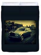 Rolls Royce Phantom Duvet Cover