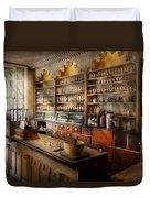 Pharmacist - The Dispensatory Duvet Cover