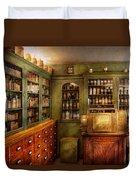 Pharmacy - Room - The Dispensary Duvet Cover