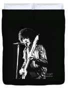 Phil Lynott Duvet Cover