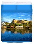 Philadelphia Art Museum  2009 Duvet Cover